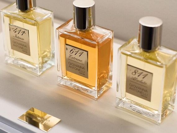 GIOVANNA ANTONELLI Parfums at Shy Mimosa