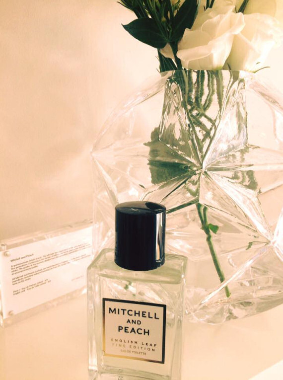 Buy Mitchell and Peach English Leaf Perfume