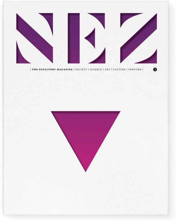 NEZ - the Olfactory Magazine - The Sex of Scent