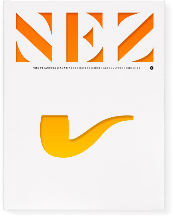 NEZ - the Olfactory Magazine - Art and Perfume