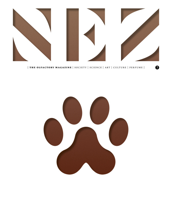 NEZ - the Olfactory Magazine - The Animal Sense