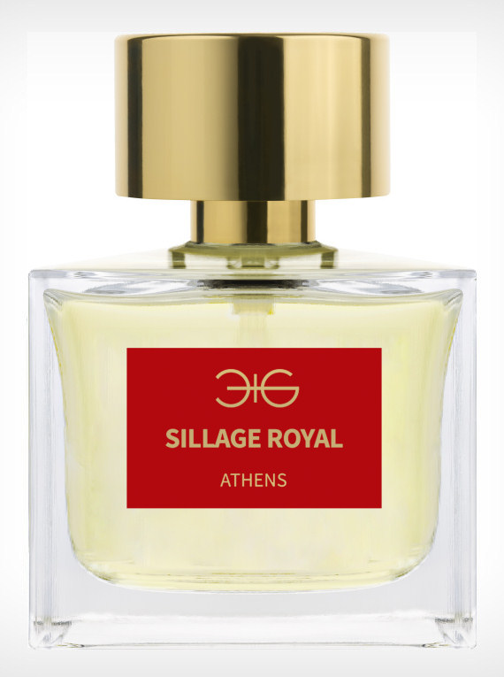 Manos Gerakinis Parfums - Sillage Royal